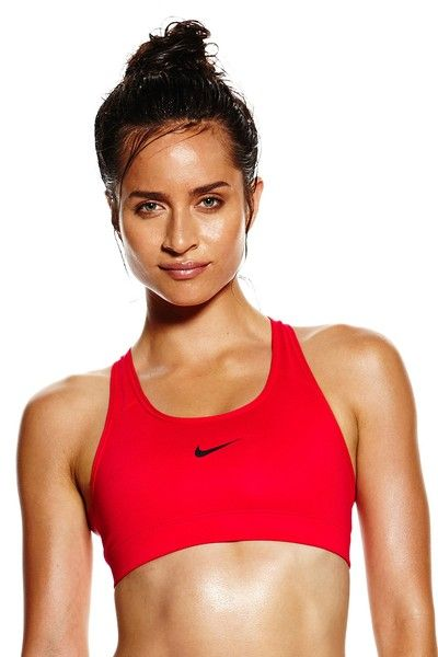 85f22cd1920aa Nike Victory Compression Bra – Action Red   Dark Ash