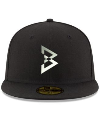 new arrival f1635 63f45 New Era Oakland Raiders Beast Mode 59FIFTY Fitted Cap - Black 7 3 8