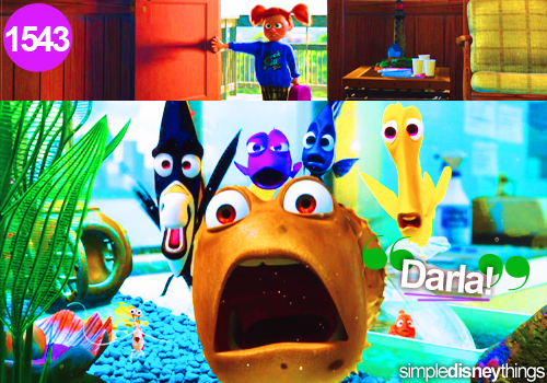 Finding Nemo Disney Walt Disney Movies Fish Animation: I Love The Music That Plays When She Comes In LOL