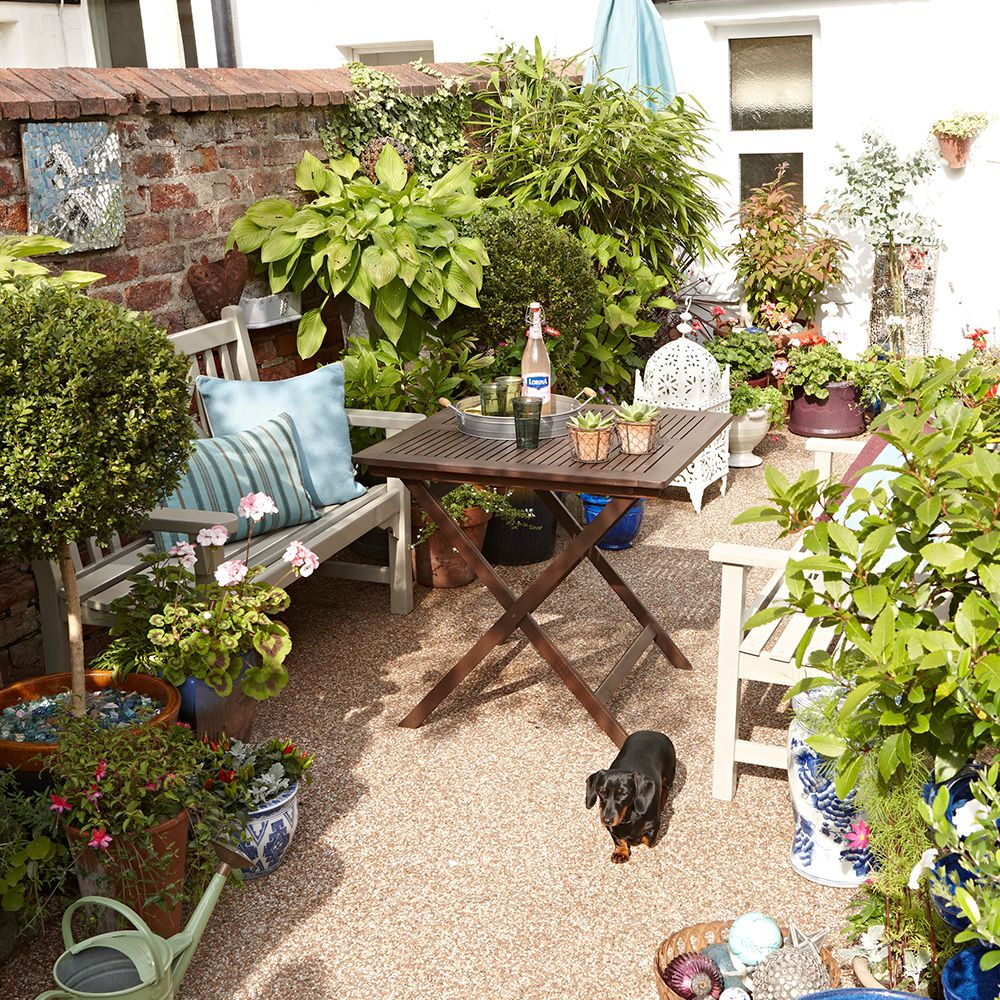 Small Garden Designs: Small Garden Ideas To Make The Most Of A Tiny Space