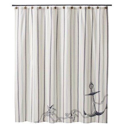 Target Target Home Coastal Shower Curtain Image Zoom Love