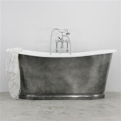 Penhaglion offers diverse selection of artisan crafted bathtub including Antique Clawfoot bathtub, Pedestal and Cast iron tubs at low price. Online shopping of Antique clawfoot tub from penhaglion.com
