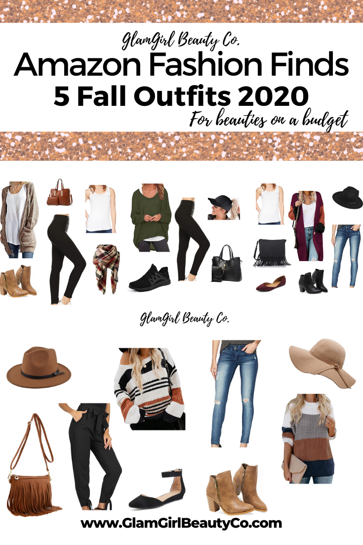 5 Cute Casual Fall Outfit Ideas for Moms Amazon Fashion -   18 fall outfits 2020 for women over 50 ideas