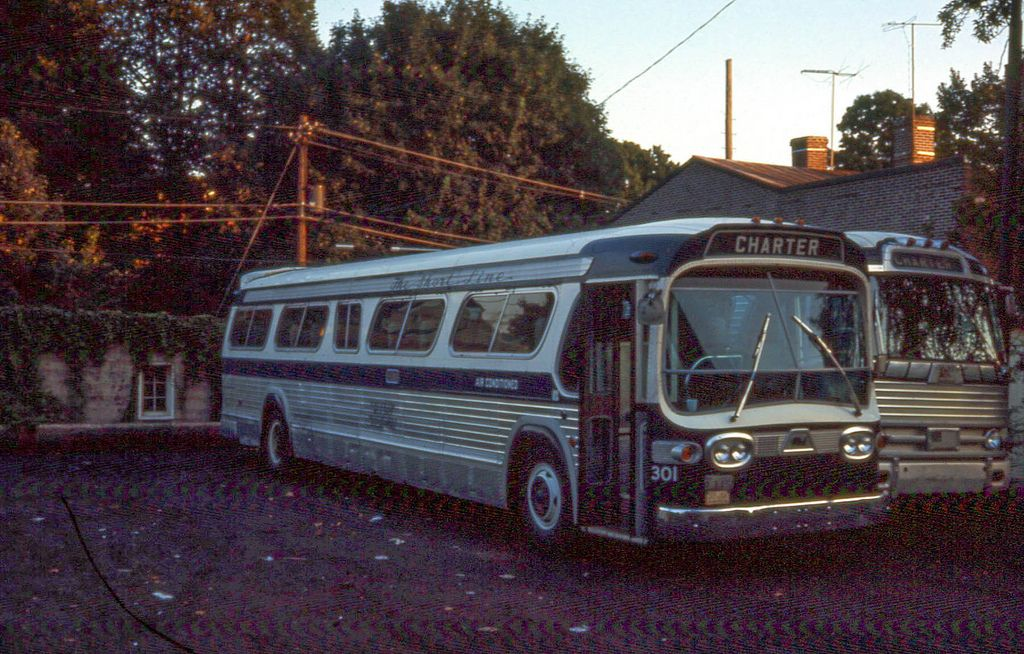 short line bus co of west chester pa GM Fishbowl
