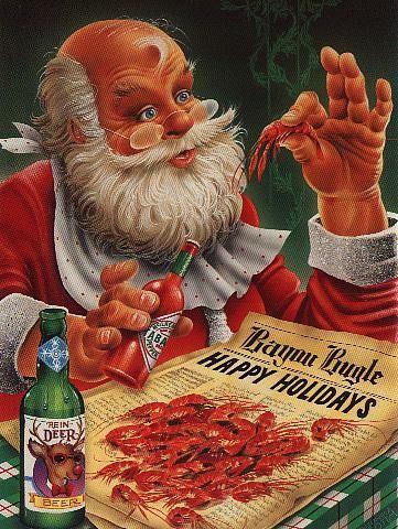 Southern Flair Cajun Night Before Christmas Louisiana Christmas Cajun Night Before Christmas New Orleans Christmas