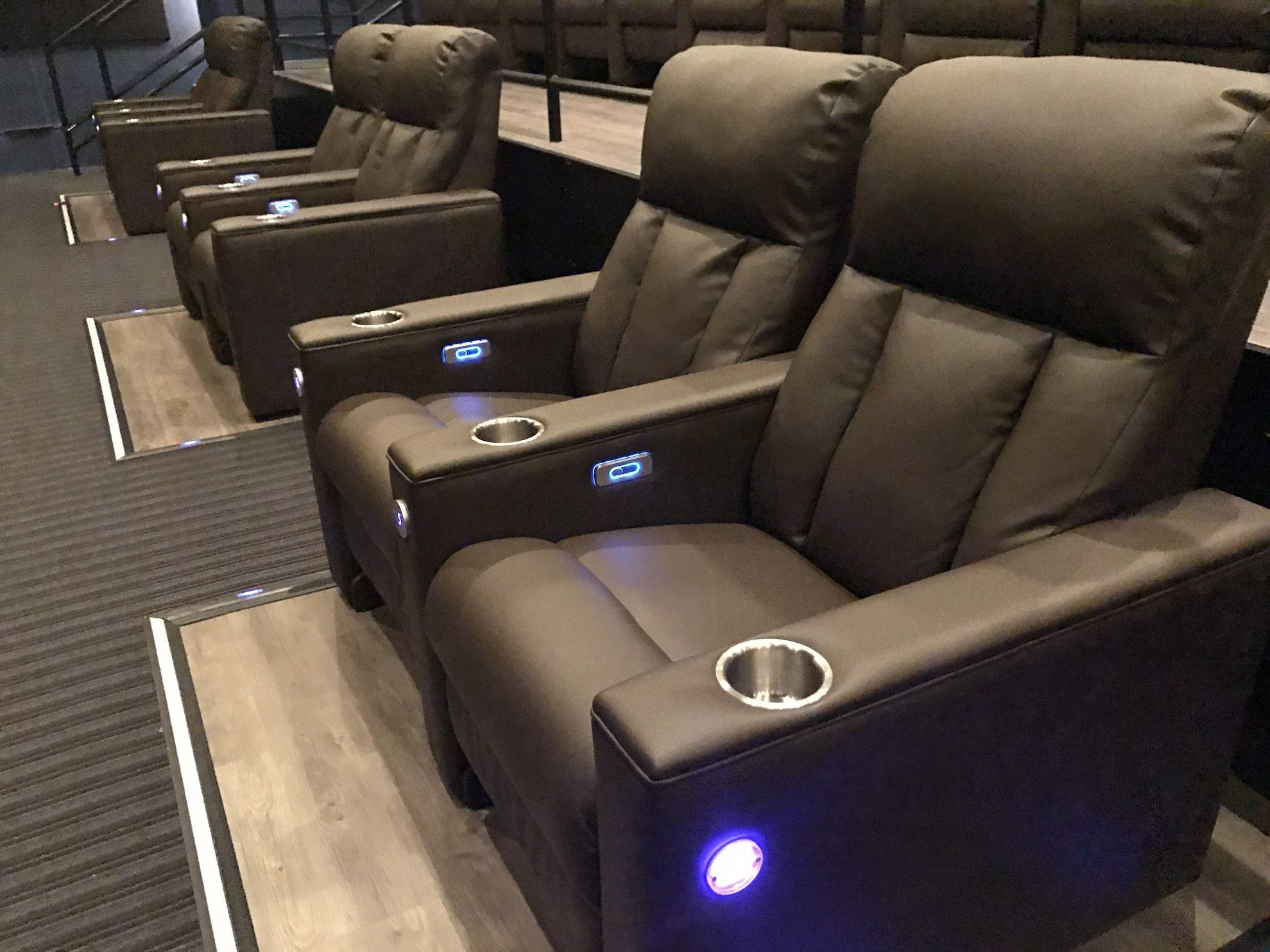 New Luxury Movie Theater in Plymouth: Emagine Willow Creek | Pinterest