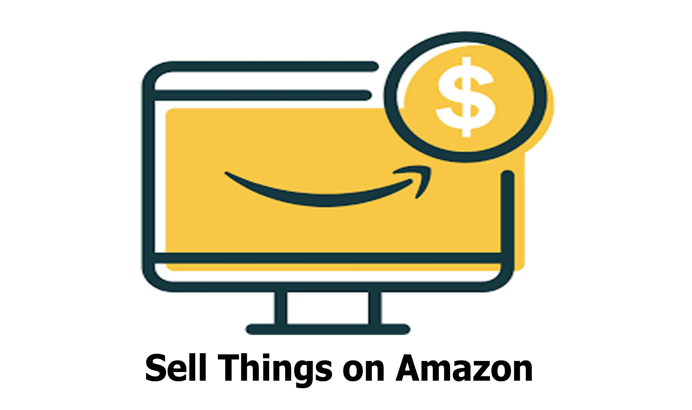 how do you sell things on amazon