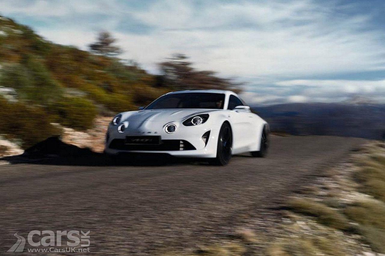 Renault bestätigt, dass der Alpine Sportwagen in diesem Jahr sein Debüt feiert, da sie den Pariser Autosalon meiden   Autos UK