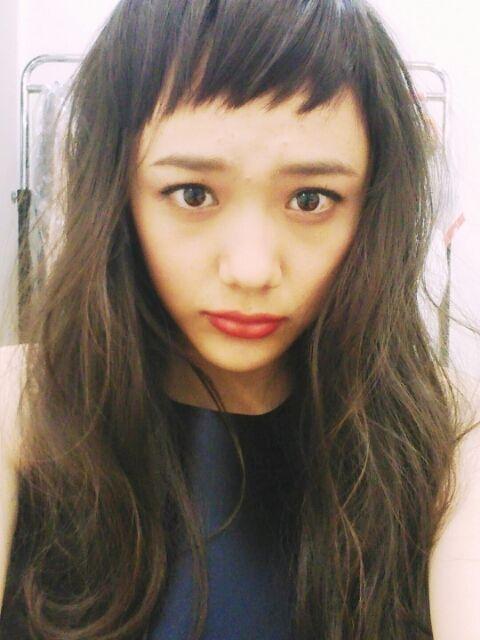 オン眉の松井愛莉