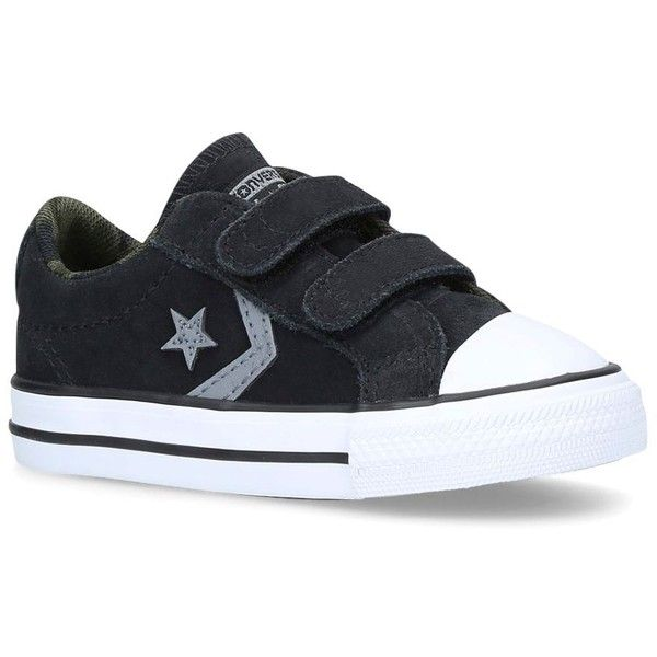 Converse Star Player Ev 2v Ox Trainers ($48) ❤ liked on Polyvore featuring  shoes