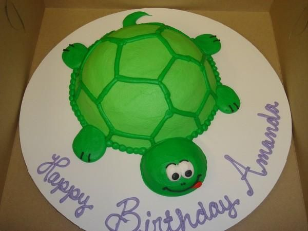Turtle Birthday Cake Party Ideas Pinterest Turtle birthday