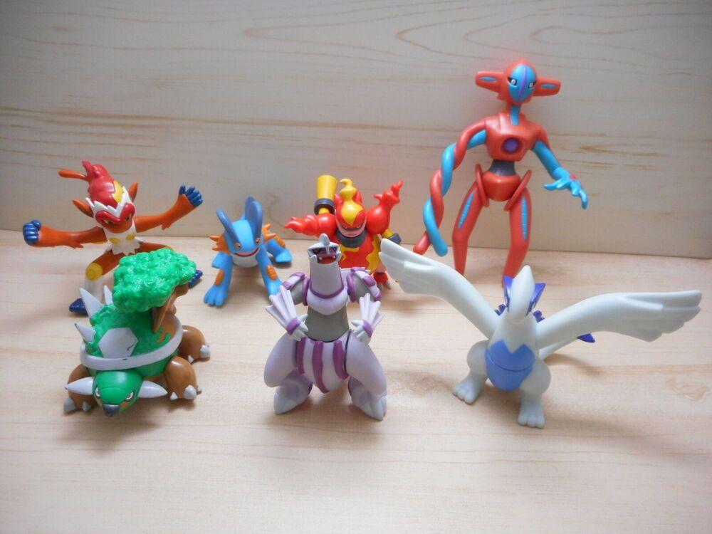Therian Form Pokemon B/&W 2 Zukan 1//40 Scale Real Figure BW04 Thundurus