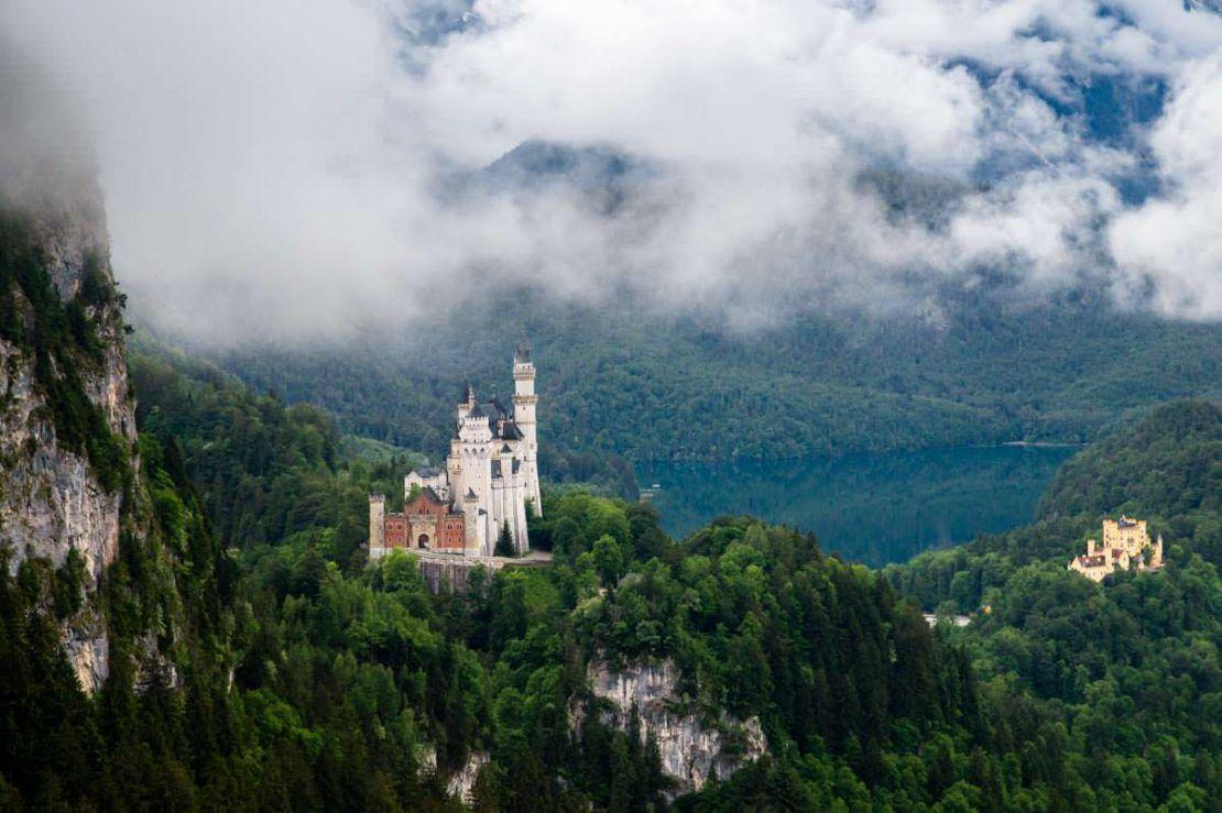 Allgau Wanderung Vom Tegelberg Zum Schloss Neuschwanstein In 2020 Schloss Neuschwanstein Neuschwanstein Wanderung