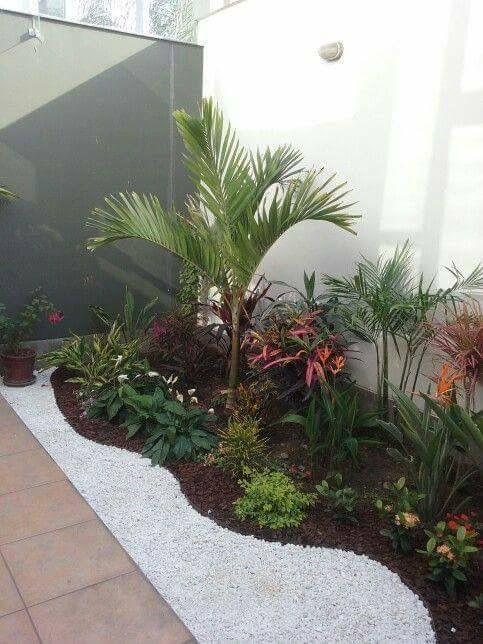 Pin de soledad en outdoors pinterest jardines for Decoracion jardines modernos
