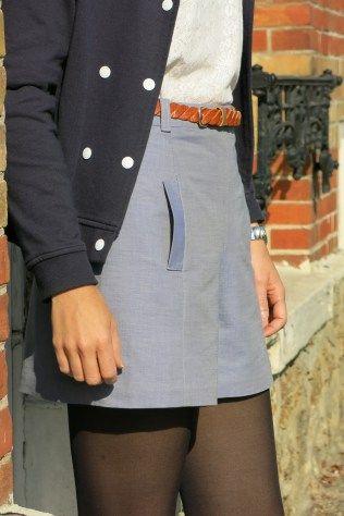 La jupe-culotte Peony - Slow Sunday Paris - on sunday mornings
