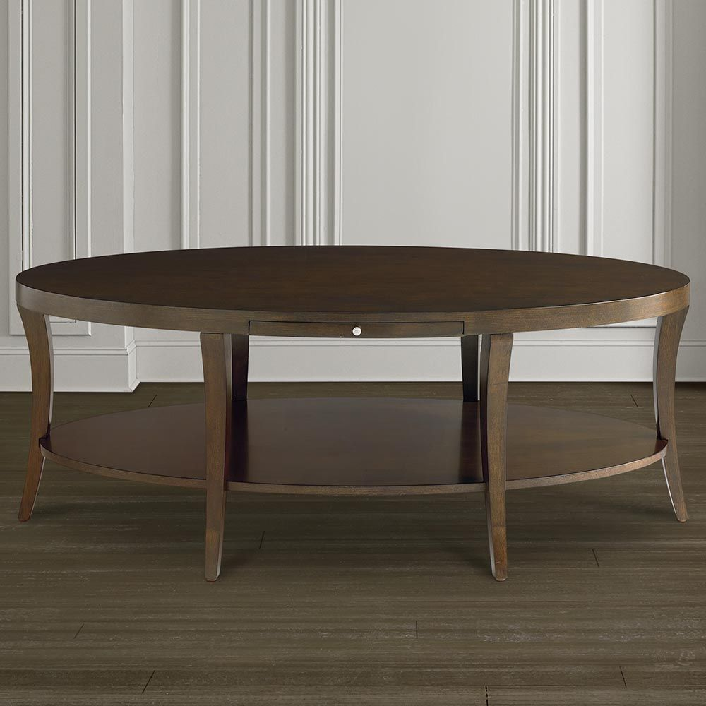 Missing Product Bella Trae Oval Coffee Tables Table