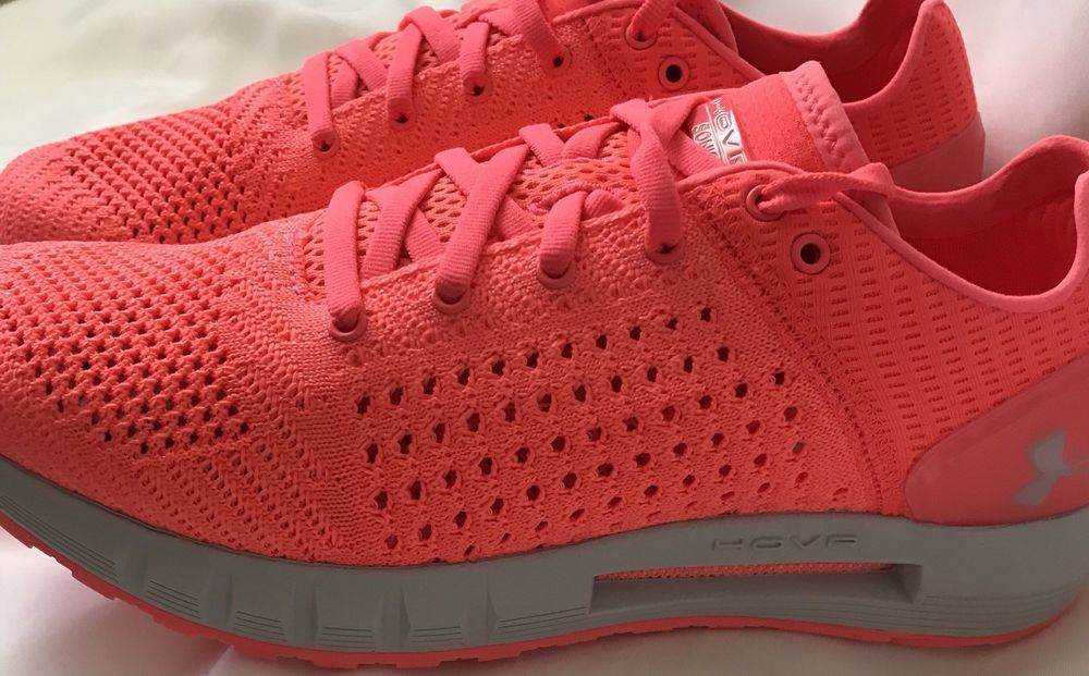 ac52f41e Under Armour W Hovr Sonic NC Womens Size 8.5 Running Shoes Orange UA ...