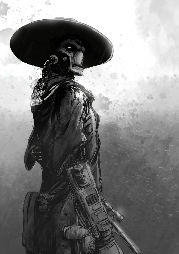 """Cad Bane by *T-RexJones on deviantART  One of the few memorable characters from the """"Clone Wars"""" animated series."""