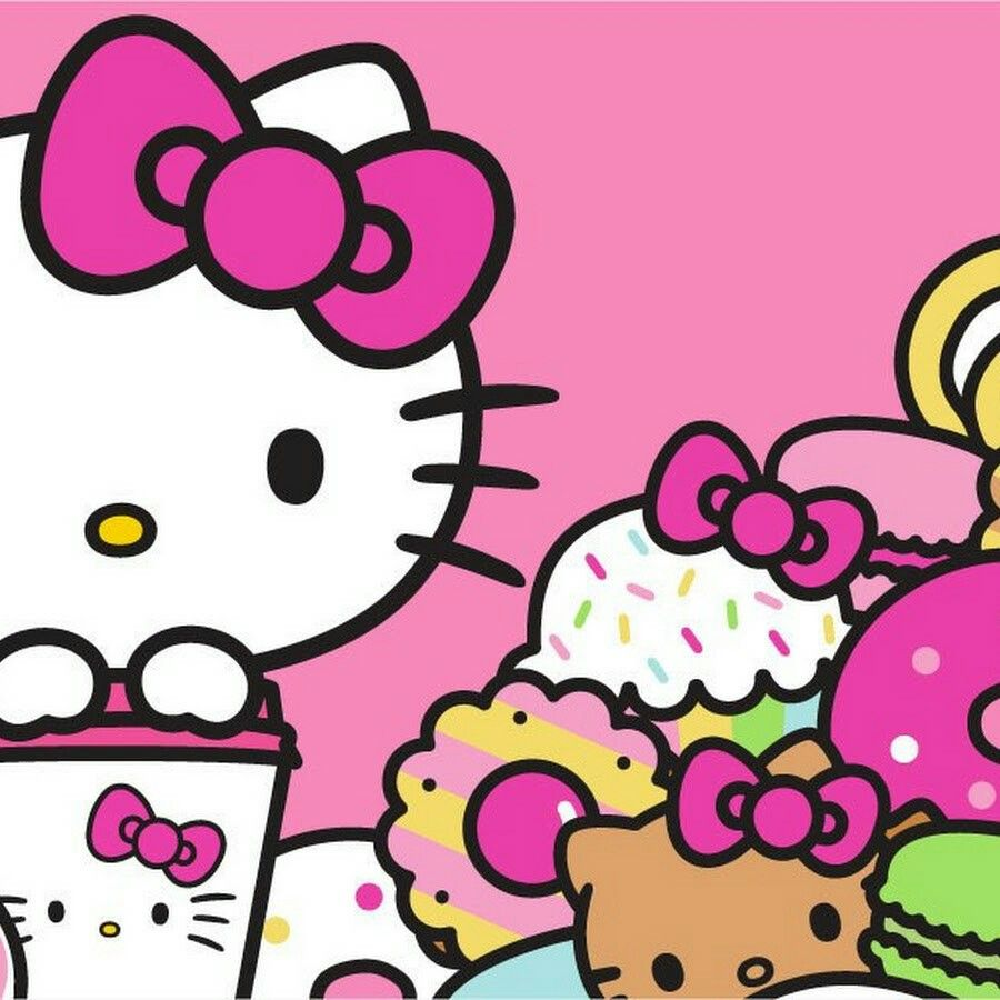 Hello Kitty Cafe C Sanrio Source Via Google Image Hello Kitty Wallpaper Hello Kitty Art Hello Kitty