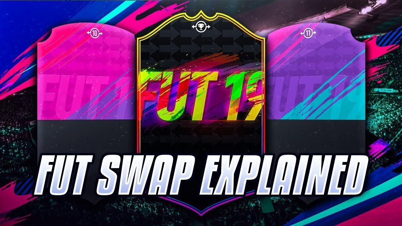 Fifa 19 Fut Swap Deals Explained How To Get Them Fifa Swap Video Team