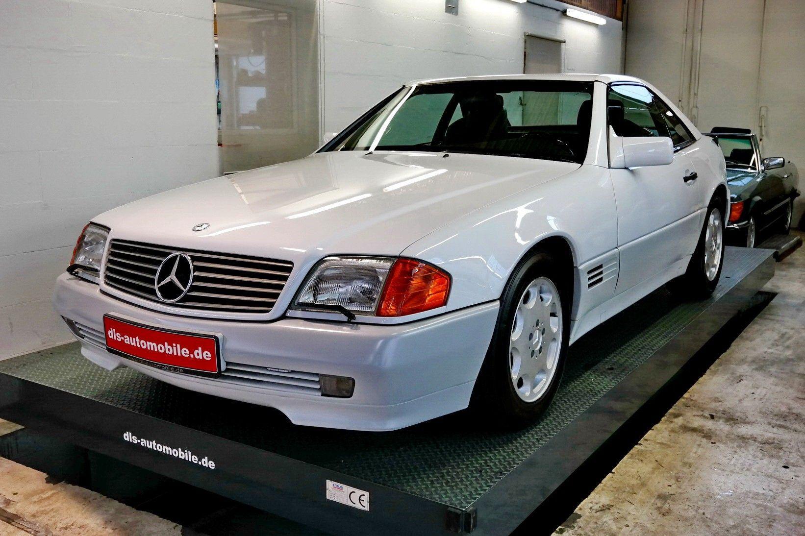 MercedesBenz 500 SL Mercedes benz 500, Mercedes benz