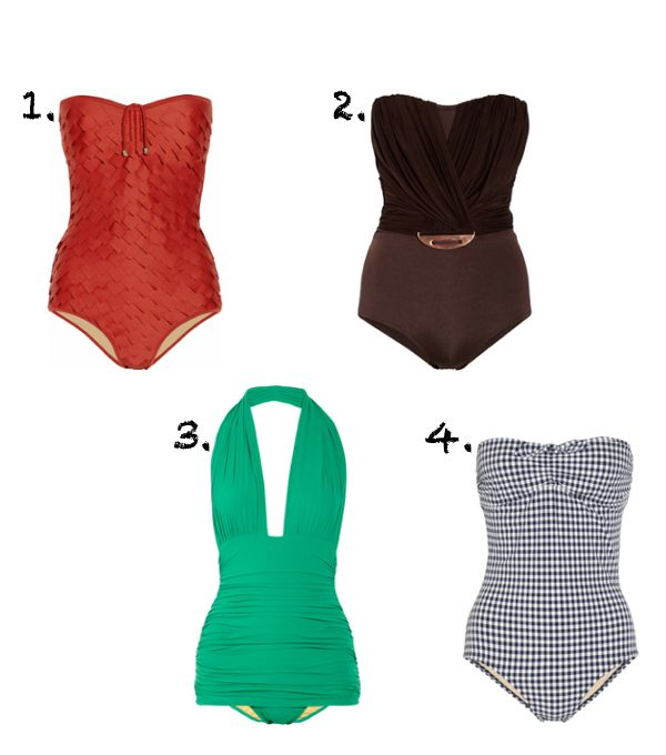 Pin-Up Swimsuits... I want 3&4