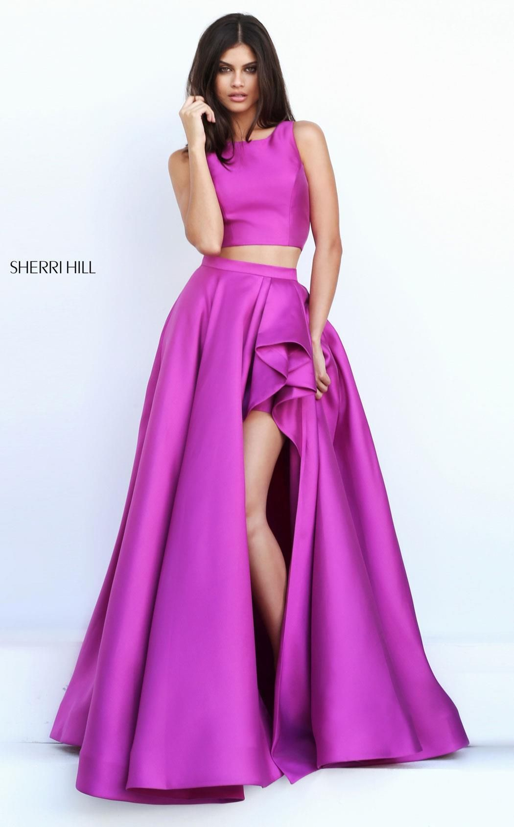 Sherri hill in to sew pinterest prom dresses