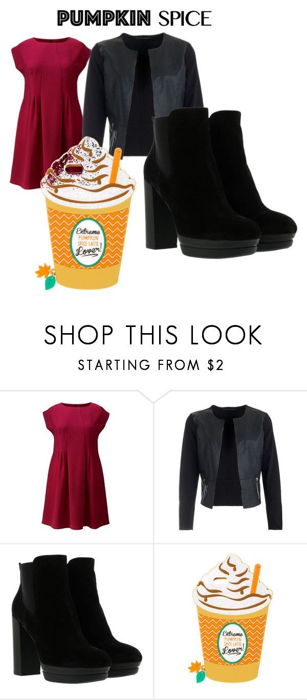 """""""pup spices love"""" by joycindersfunlove ❤ liked on Polyvore featuring AX Paris and Hogan"""