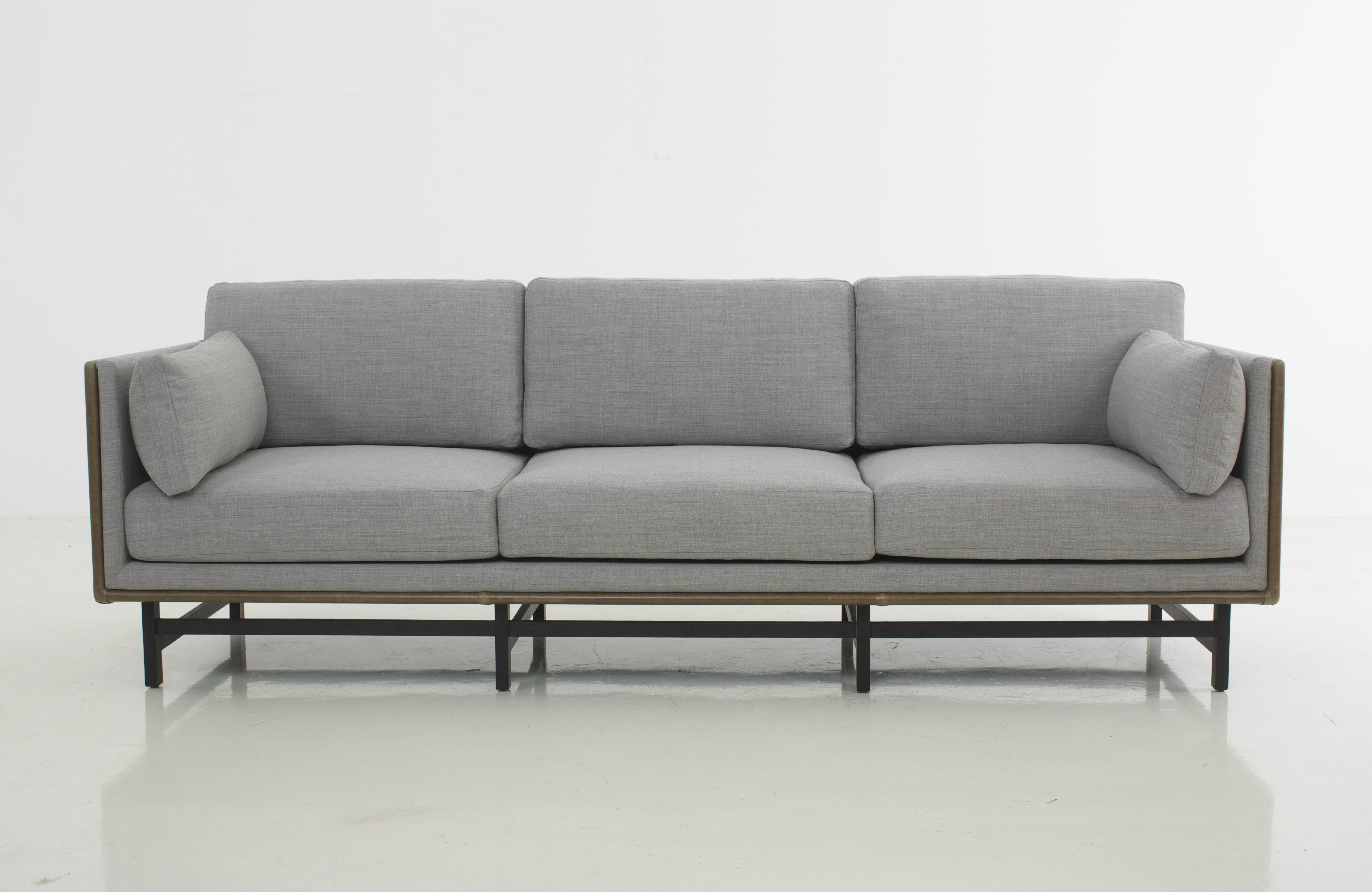 Sw Sofa Three Seater By Stellar Works Design Oeo Three Seater