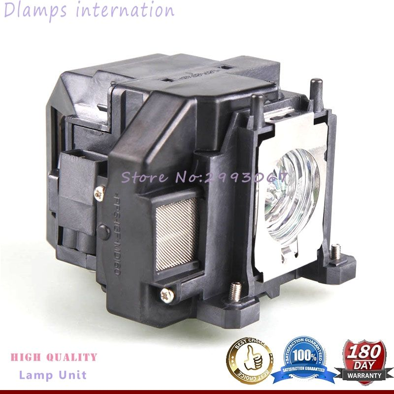 Projector Lamp Module For Epson Eb S02 Eb S11 Eb S12 Eb Sxw11 Eb Sxw12 Eb W02 Etc Projector Lamp Projector Lamp Diy Projector