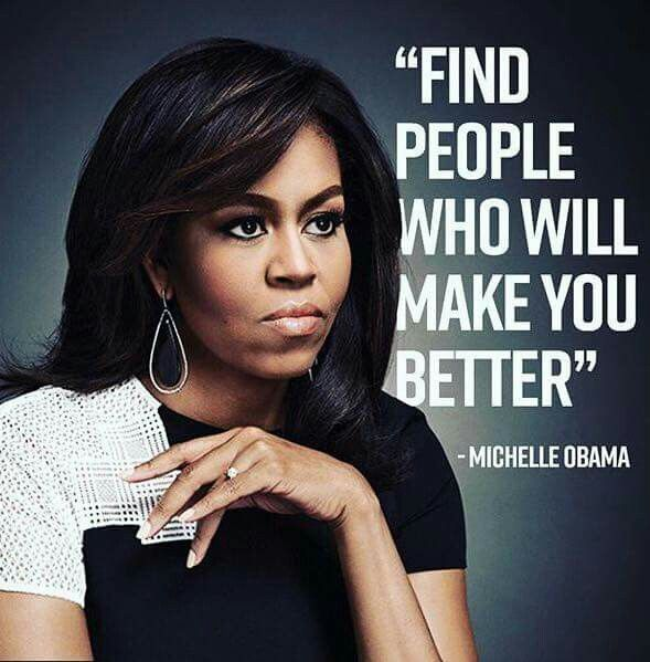 Michelle Obama Quotes About Women: Michelle Obama #readIt