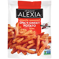 recipe: frozen sweet potato fries on the grill [2]