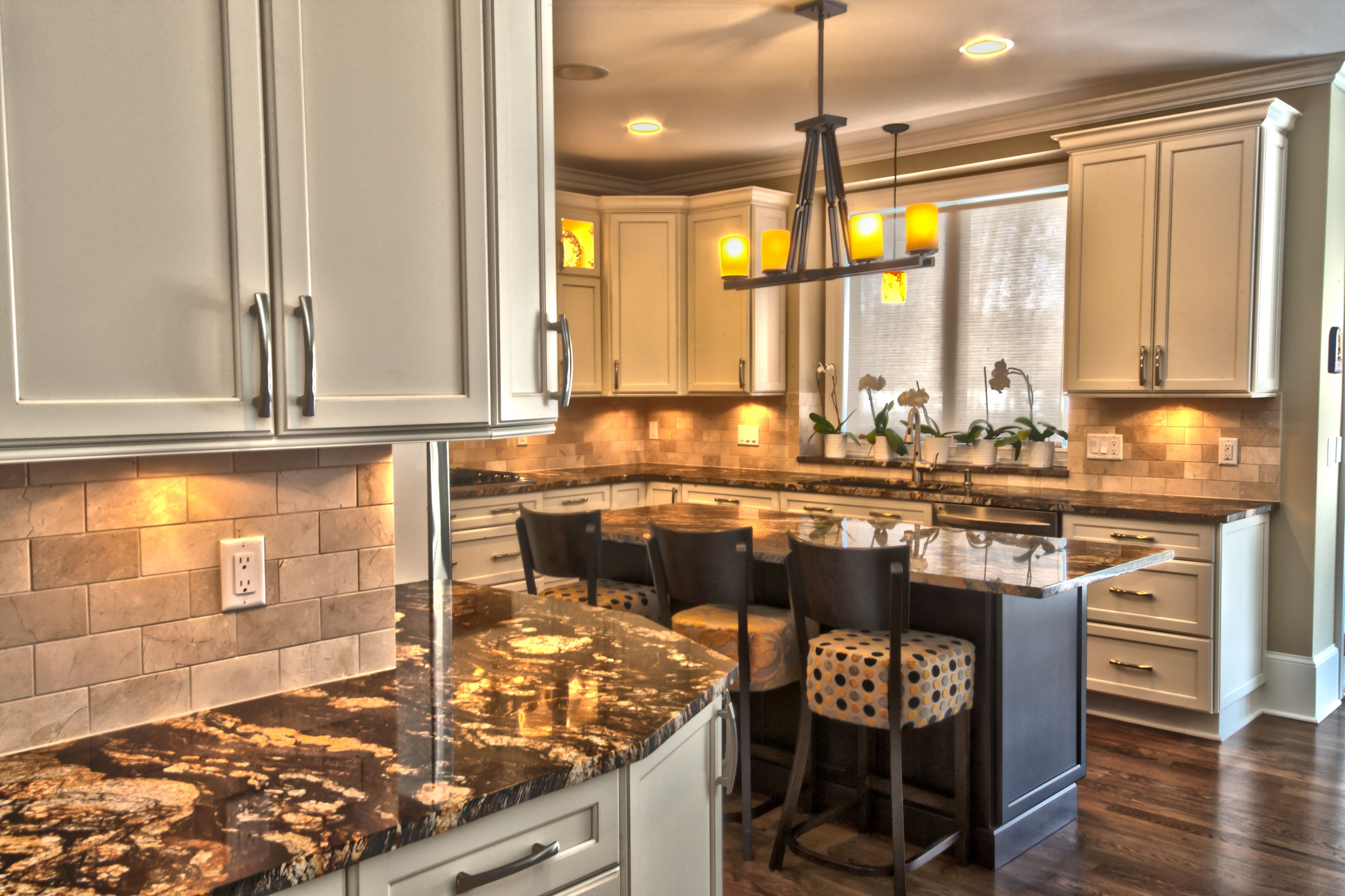 Kitchen Remodel By Mans Lumber