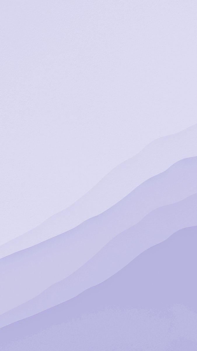 Purple Brush Fade Digital Wallpaper 💜