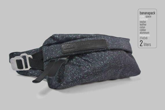 Bananapack Pilsok 0914 / Waist Bags / Hip Pouch / Belt by Pilsok