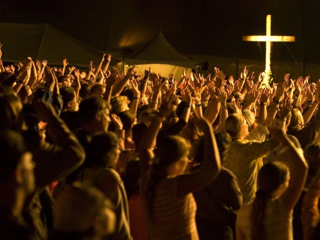 Image result for crowd of youth praising god at a concert