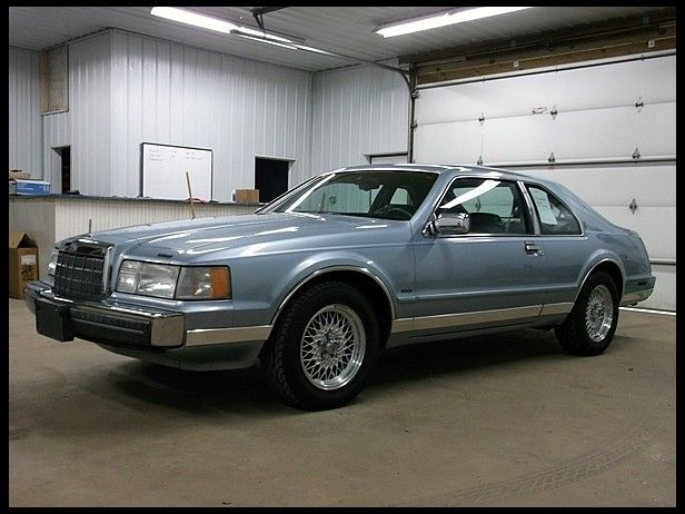 1990 Lincoln Mark Vii 302 Ci Automatic Cars Lincoln Cars