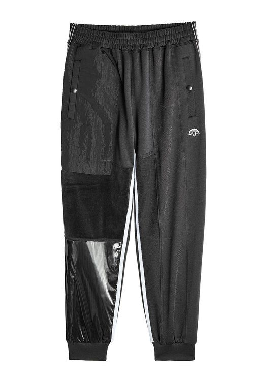 98e455737274 ADIDAS ORIGINALS BY ALEXANDER WANG Patchwork Track Pants With Cotton.   adidasoriginalsbyalexanderwang  cloth