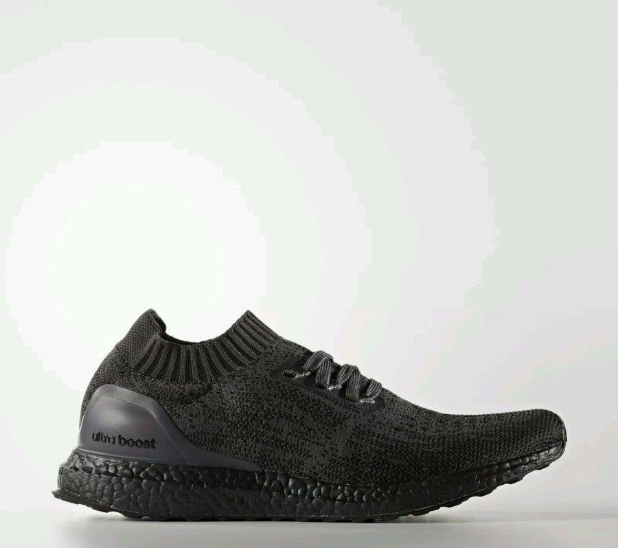 new york c511d 01706 Adidas Ultra Boost LTD Uncaged Triple All Black Core Black ...