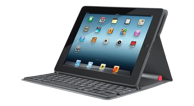 solar powered ipad case with cell phone charger