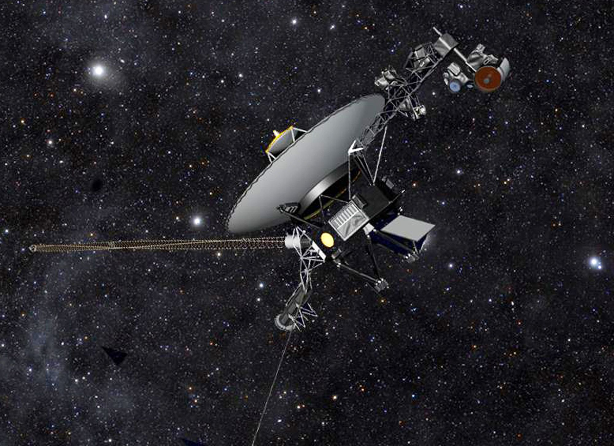 NASA-Voyager-1 | Voyager Tattoo | Pinterest | Tattoo