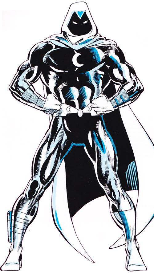 Moon Knight Marvel Comics Avengers Character Profiles Moon Knight Marvel Moon Knight Marvel Comics