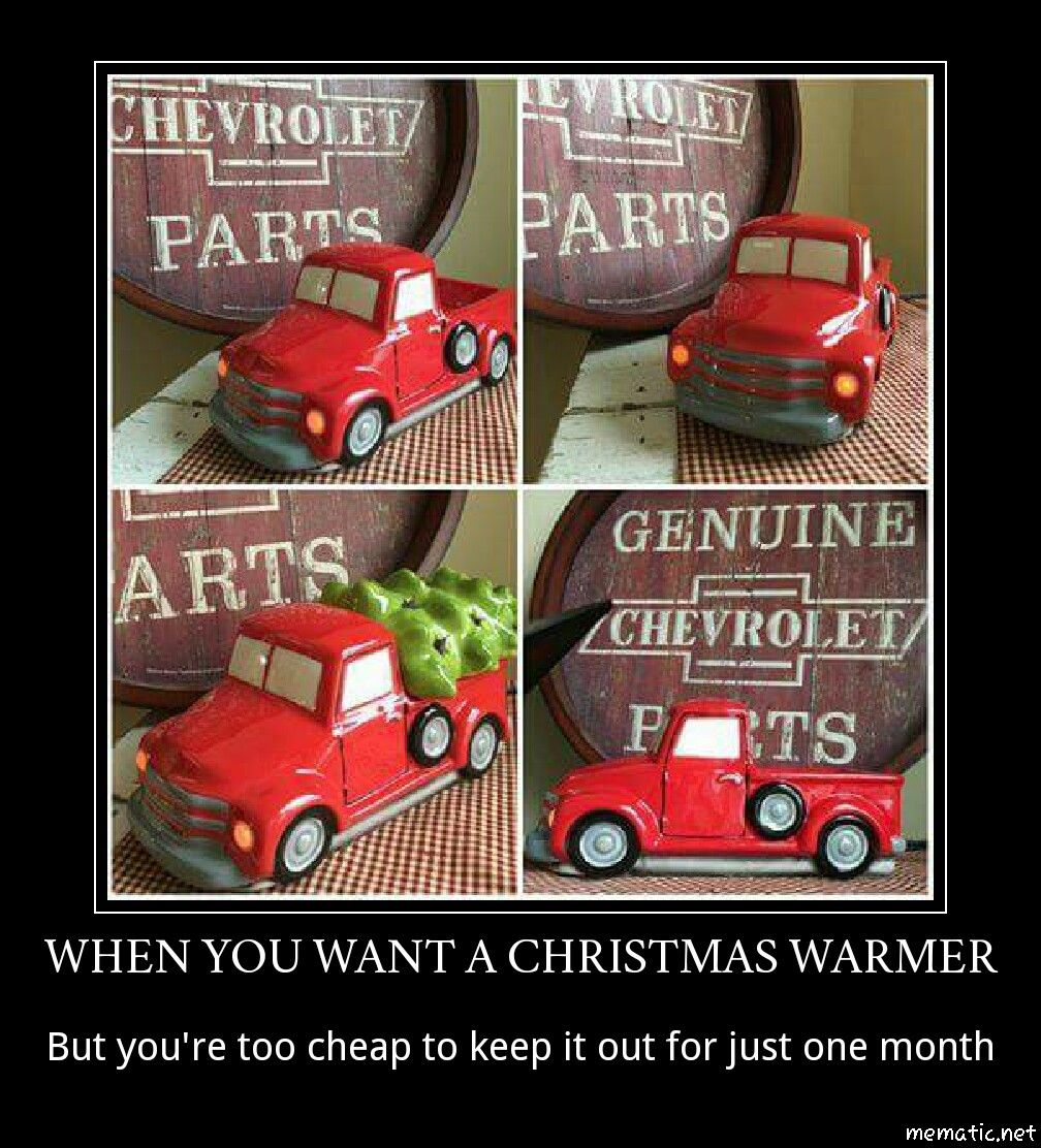 #scentsy #holidaywarmer #classictruck #moreforyourmoney #holiday #christmas #warmer   www.wickless.me