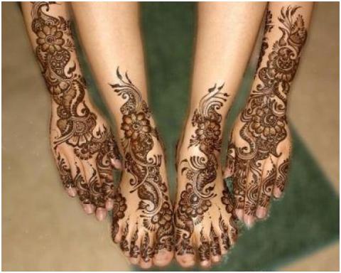 Beautiful Mehndi Design India Png 480 384 Pixels Wedding