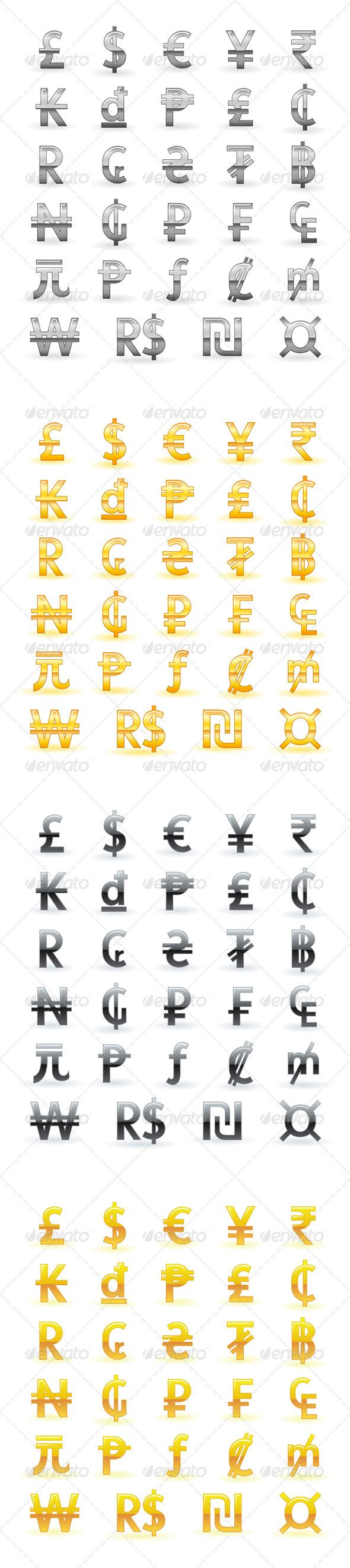 World Currency Symbols Pinterest Symbols