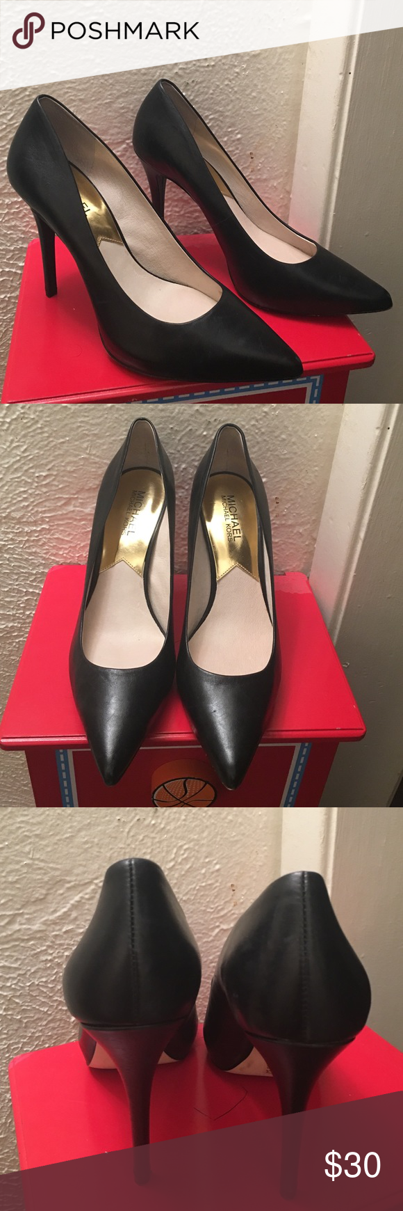 Michael Kors shoes size 6.5 used