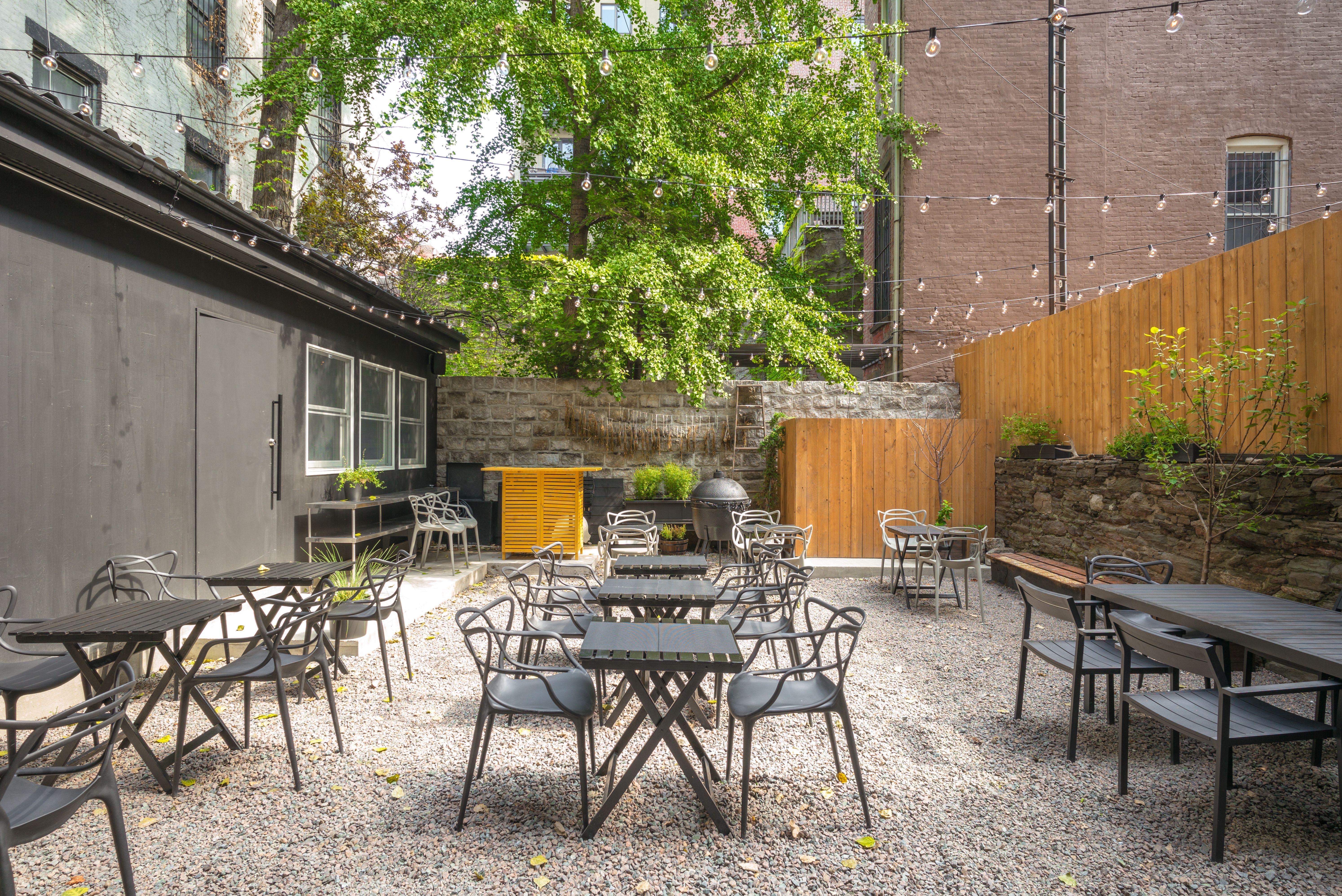 aska is reborn as a spacious tasting menu restaurant with a garden