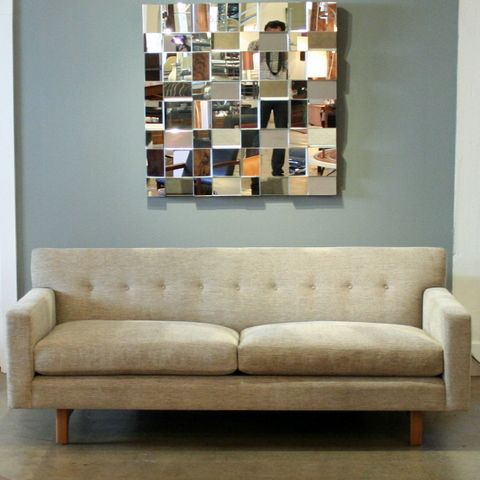 The Dunbar Sofa From Fullhouse In Vancouver. Designer: Steven Anthony