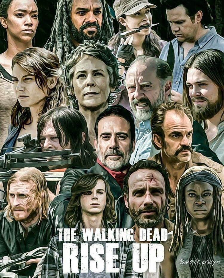 Season 7 The Walking Dead Amc Series Y Peliculas The
