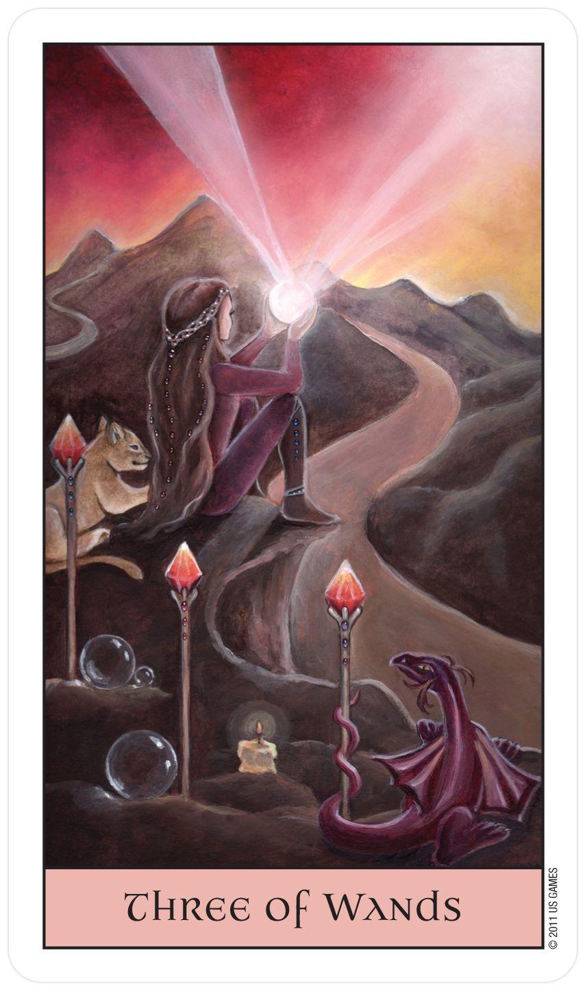 The King of Wands Tarot Card | Keen